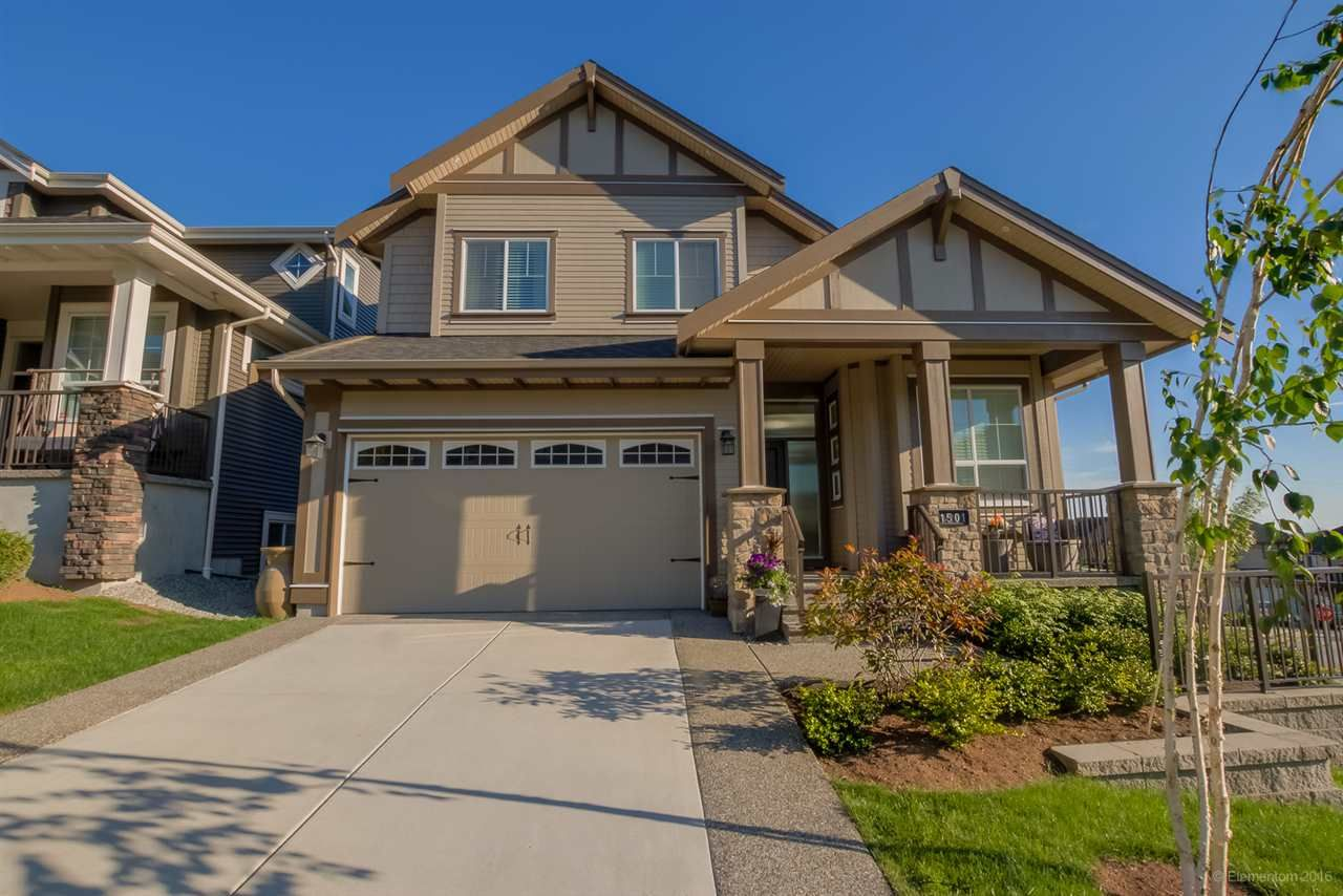 Main Photo: 1501 SHORE VIEW PLACE in : Burke Mountain House for sale : MLS®# R2072530