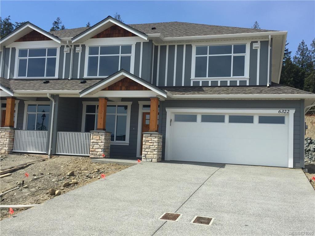 Main Photo: 6318 Riverstone Dr in Sooke: Sk Sunriver Half Duplex for sale : MLS®# 821080