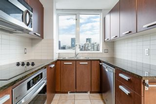 """Photo 6: 2404 1155 SEYMOUR Street in Vancouver: Downtown VW Condo for sale in """"BRAVA TOWERS"""" (Vancouver West)  : MLS®# R2618901"""