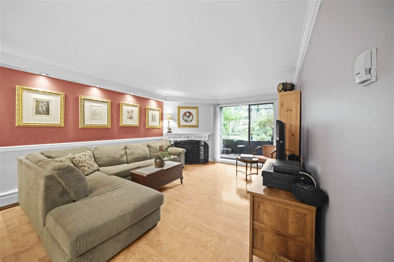"""Main Photo: 136 9101 HORNE Street in Burnaby: Government Road Condo for sale in """"WOODSTONE PLACE"""" (Burnaby North)  : MLS®# R2505818"""