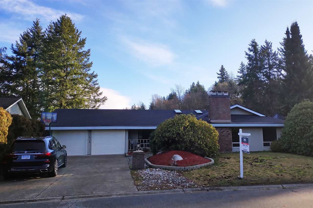 Main Photo: 11414 NORTHVIEW Crescent in Delta: Sunshine Hills Woods House for sale (N. Delta)  : MLS®# R2426157