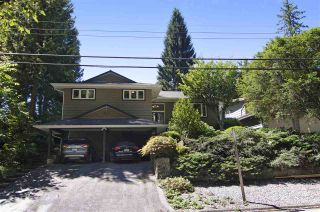 Photo 1: 3627 PRINCESS AVENUE in North Vancouver: Princess Park House for sale : MLS®# R2096519