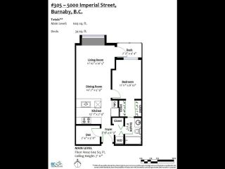 "Photo 16: 305 5000 IMPERIAL Street in Burnaby: Metrotown Condo for sale in ""LUNA"" (Burnaby South)  : MLS®# R2513151"