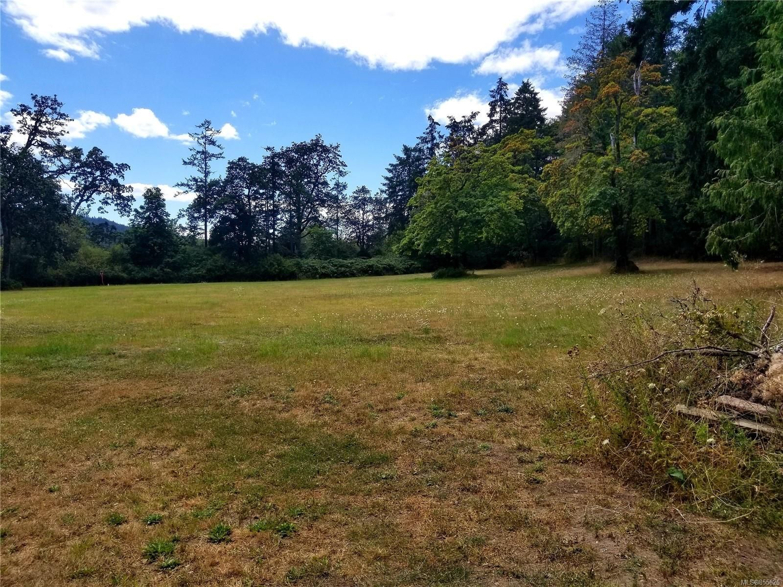 Main Photo: Lot 4 Inverness Rd in North Saanich: NS Ardmore Land for sale : MLS®# 855626
