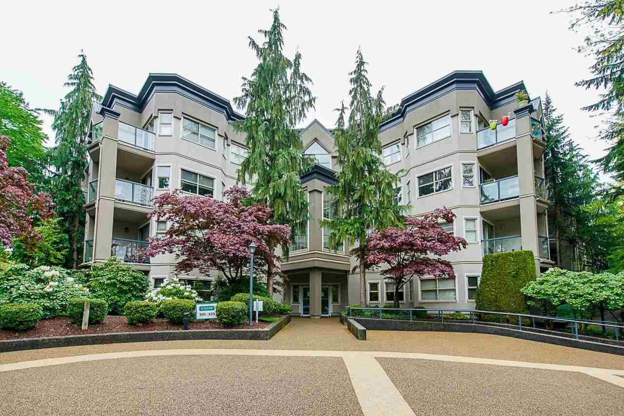"""Main Photo: 105 2615 JANE Street in Port Coquitlam: Central Pt Coquitlam Condo for sale in """"Burleigh Green"""" : MLS®# R2585307"""
