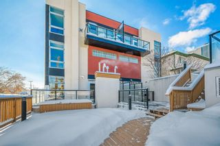 Photo 2: 104 41 6 Street NE in Calgary: Bridgeland/Riverside Apartment for sale : MLS®# A1068860