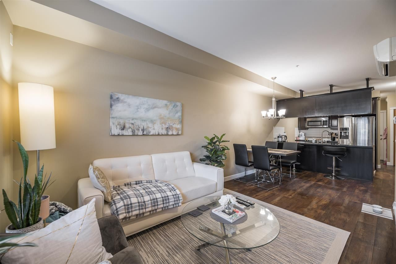 """Main Photo: 122 8288 207A Street in Langley: Willoughby Heights Condo for sale in """"YORKSON CREEK"""" : MLS®# R2549143"""