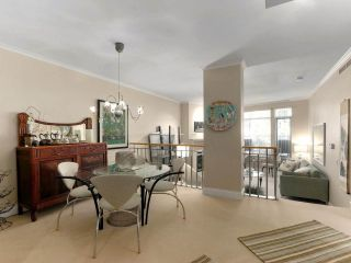 """Photo 3: 203 618 W 45TH Avenue in Vancouver: Oakridge VW Townhouse for sale in """"THE CONSERVATORY"""" (Vancouver West)  : MLS®# R2537685"""