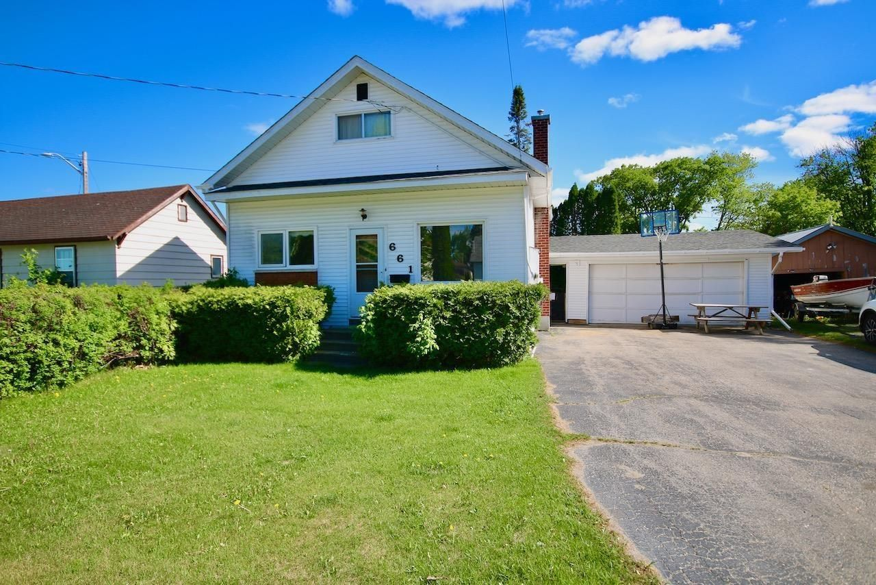 Main Photo: 661 First ST E in Fort Frances: House for sale : MLS®# TB212145