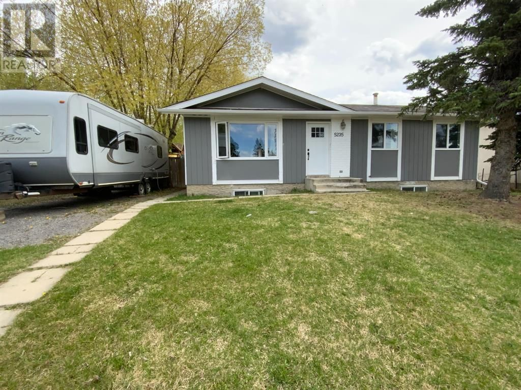 Main Photo: 5235 58 Street in Rocky Mountain House: House for sale : MLS®# A1109864