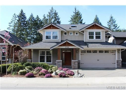 Main Photo: 2188 Harrow Gate in VICTORIA: La Bear Mountain House for sale (Langford)  : MLS®# 696440
