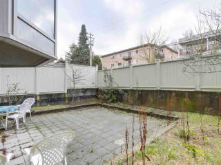 """Photo 1: 108 2238 ETON Street in Vancouver: Hastings Condo for sale in """"ETON HEIGHTS"""" (Vancouver East)  : MLS®# R2235764"""