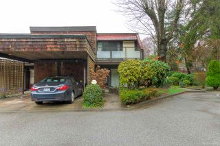 "Photo 1: 9975 MILLBURN Court in Burnaby: Cariboo Townhouse for sale in ""VILLAGE DEL PONTE"" (Burnaby North)  : MLS®# R2435068"
