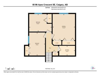 Photo 32: 80 Mt Apex Crescent SE in Calgary: McKenzie Lake Detached for sale : MLS®# A1104238