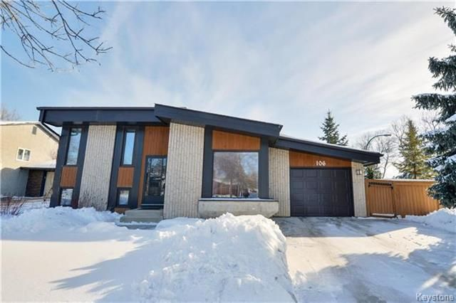 Main Photo: 106 Glenbrook Crescent in Winnipeg: Richmond West Residential for sale (1S)  : MLS®# 1804863