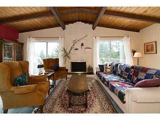 """Photo 2: 4220 CLIFFMONT Road in North Vancouver: Deep Cove House for sale in """"Deep Cove"""" : MLS®# V1081027"""