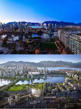Photo 2: 1009 1768 COOK Street in Vancouver: False Creek Condo for sale (Vancouver West)  : MLS®# R2622378