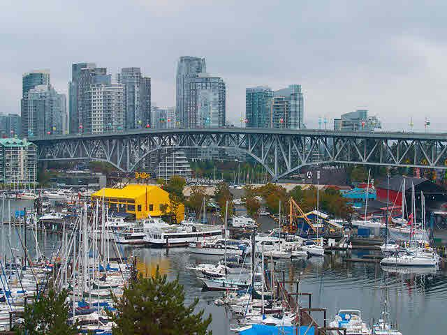 """Photo 16: Photos: 611 1450 PENNYFARTHING Drive in Vancouver: False Creek Condo for sale in """"HARBOUR COVE"""" (Vancouver West)  : MLS®# V1086066"""
