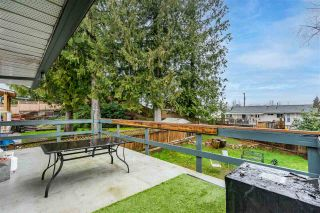 Photo 34: 33255 HAWTHORNE Avenue: House for sale in Mission: MLS®# R2535311