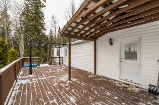 """Photo 23: 2866 EVASKO Road in Prince George: South Blackburn Manufactured Home for sale in """"SOUTH BLACKBURN"""" (PG City South East (Zone 75))  : MLS®# R2542635"""