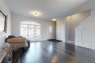 Photo 1: 14 5873 MULLEN Place in Edmonton: Zone 14 Townhouse for sale : MLS®# E4233910