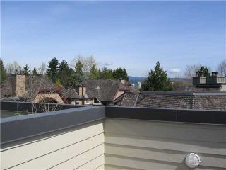 Photo 7: 3943 CREEKSIDE Place in Burnaby: Burnaby Hospital Townhouse for sale (Burnaby South)  : MLS®# V1003527