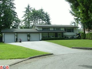 "Photo 1: 34722 ARDEN Drive in Abbotsford: Abbotsford East House for sale in ""TEN OAKS"" : MLS®# F1118089"