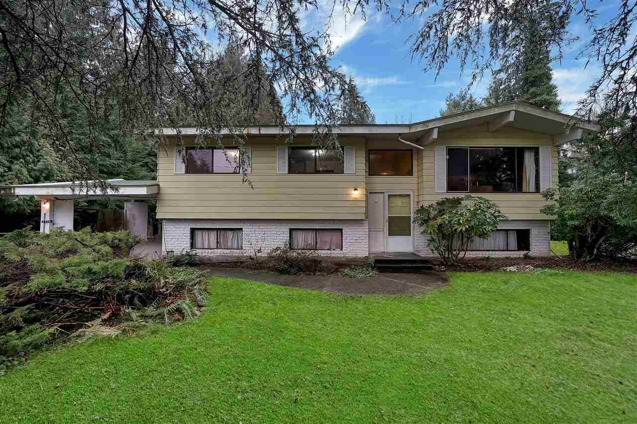 Main Photo: 4226 244 Street in Langley: Salmon River House for sale : MLS®# R2439818