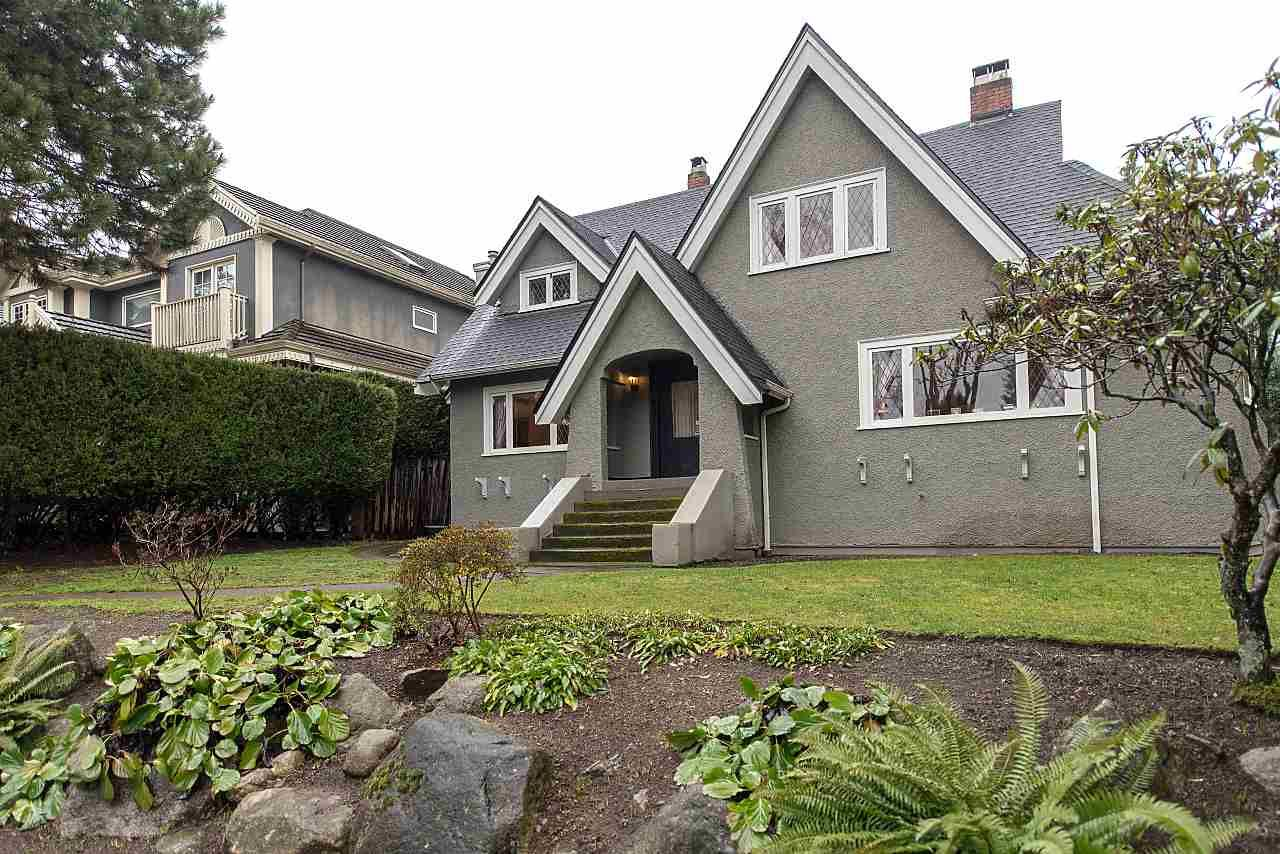 Main Photo: 5870 Cartier Street in Vancouver: South Granville House for sale (Vancouver West)