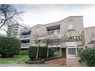 """Photo 1: 408 65 FIRST Street in New Westminster: Downtown NW Condo for sale in """"KINNAIRD PLACE"""" : MLS®# V1104914"""