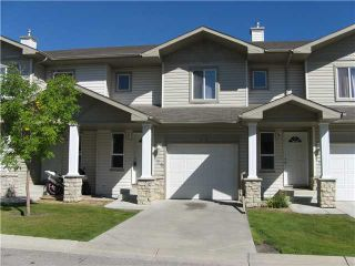 Photo 1: 159 CITADEL MEADOW Gardens NW in CALGARY: Citadel Townhouse for sale (Calgary)  : MLS®# C3490134