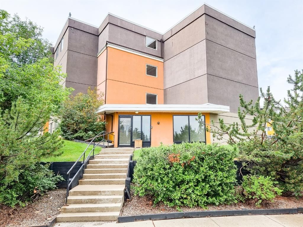 Main Photo: 305 4455C Greenview Drive NE in Calgary: Greenview Apartment for sale : MLS®# A1133635