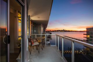 """Photo 9: 805 185 VICTORY SHIP Way in North Vancouver: Lower Lonsdale Condo for sale in """"CASCADE AT THE PIER"""" : MLS®# R2421041"""