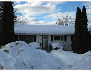 """Photo 1: 989 ALWARD Street in Prince_George: Central House for sale in """"CENTRAL"""" (PG City Central (Zone 72))  : MLS®# N179493"""