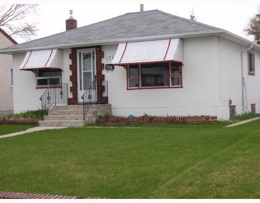Main Photo: 171 NEWTON Avenue in WINNIPEG: West Kildonan / Garden City Single Family Detached for sale (North West Winnipeg)  : MLS®# 2908575
