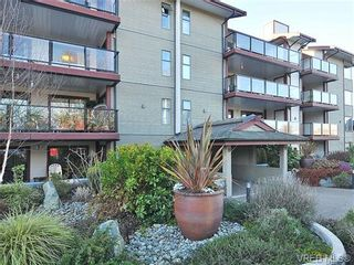 Photo 1: 207 420 Parry Street in VICTORIA: Vi James Bay Residential for sale (Victoria)  : MLS®# 332096