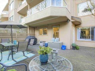 """Photo 3: 105 1009 HOWAY Street in New Westminster: Uptown NW Condo for sale in """"HUNTINGTON WEST"""" : MLS®# R2535824"""