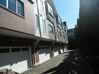 Photo 3: 3 2265 ATKINS Avenue in Port Coquitlam: Central Pt Coquitlam Townhouse for sale : MLS®# V1074735