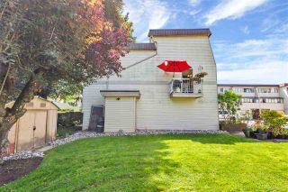 """Photo 36: 8 9446 HAZEL Street in Chilliwack: Chilliwack E Young-Yale Townhouse for sale in """"Delong Gardens"""" : MLS®# R2475378"""