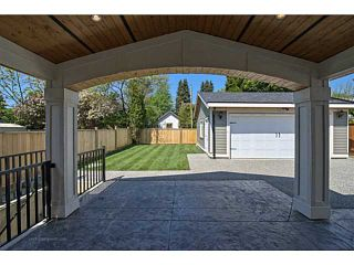 """Photo 12: 2117 DUBLIN Street in New Westminster: Connaught Heights House for sale in """"Connaught Heights"""" : MLS®# V1121856"""