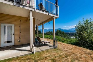 "Photo 33: 52 8590 SUNRISE Drive in Chilliwack: Chilliwack Mountain Townhouse for sale in ""MAPLE HILLS"" : MLS®# R2484116"