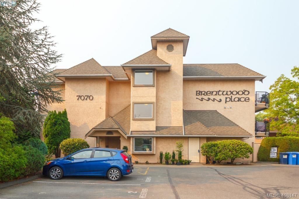 Main Photo: 105 7070 West Saanich Rd in BRENTWOOD BAY: CS Brentwood Bay Condo for sale (Central Saanich)  : MLS®# 811148