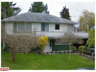 Photo 1: 9781 124A Street in Surrey: Cedar Hills House for sale (North Surrey)  : MLS®# F1223346