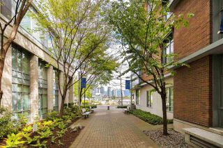 """Photo 28: 403 181 W 1ST Avenue in Vancouver: False Creek Condo for sale in """"BROOK AT THE VILLAGE AT FALSE CREEK"""" (Vancouver West)  : MLS®# R2576731"""