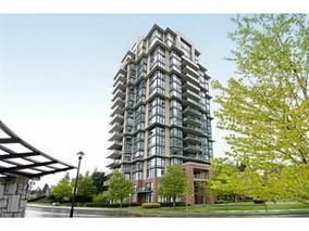 """Main Photo: 805 11 E ROYAL Avenue in New Westminster: Fraserview NW Condo for sale in """"VICTORIA HILL"""" : MLS®# R2138405"""