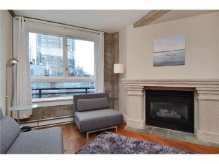 "Photo 13: 512 1216 HOMER Street in Vancouver: Yaletown Condo for sale in ""The Murchies Building"" (Vancouver West)  : MLS®# V1097645"