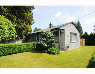 Photo 1: 21282 123RD Avenue in Maple_Ridge: West Central House for sale (Maple Ridge)  : MLS®# V768314