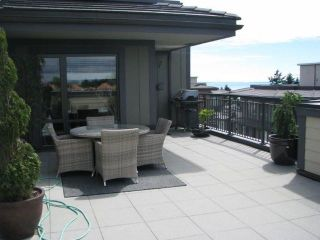 "Photo 3: # 703 1581 FOSTER ST: White Rock Condo for sale in ""SUSSEX HOUSE"" (South Surrey White Rock)  : MLS®# F1300950"