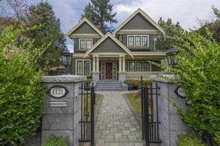 Photo 2: 1121 W 39TH Avenue in Vancouver: Shaughnessy House for sale (Vancouver West)  : MLS®# R2534854