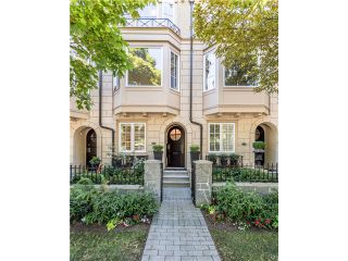 "Photo 10: 910 W 13TH Avenue in Vancouver: Fairview VW Townhouse for sale in ""THE BROWNSTONE"" (Vancouver West)  : MLS®# V1140268"